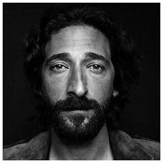 """Adrien Brody // """"I suppose that means I'm not easy to define. But that's good, isn't it?"""""""