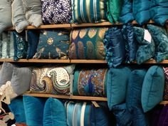 Throw Pillows at Pier One