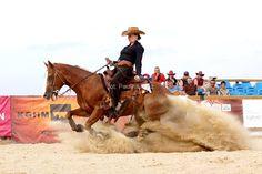 Dunnit Cowboy Star Konny Freingruber Western City Poland Fot. P.Pysz Koń Polski Magazyn
