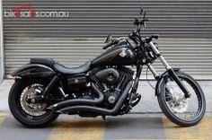 2011 Harley-Davidson Dyna Wide Glide 1584 (FXDWG)