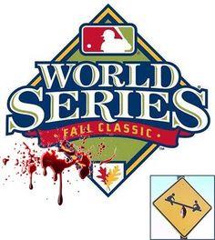 #MLB Divisional series Bloody good fun #October made for #baseball #TGIF