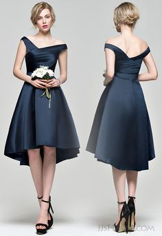 How special the shoulder design.  Hope your girls like the bridesmaid dress.  #JJsHouse #JJsHouseBridesmaidDress