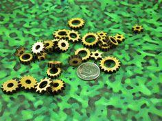Little wooden gears for sale