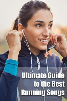 Want to create a playlist that motivates you to run further and faster than ever before? Click here for a list of the best running songs ever. #mbioapparel #running #fitness #songs #mbioapparel #running #fitness #songs Good Running Songs, Running Music, Running Humor, Running Routine, Running Workouts, Running Tips, Running Playlists, Song Workouts, Running Injuries