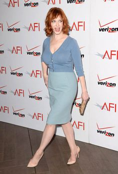 15 Top Beauty Secrets from Female Celebrities TOP 15 Female Celebrity Beauty Secrets Christina Hendrick's perfect legs. She says that if she's going to be wearing a short dress or skirt that day, her Christina Hendricks, Top Celebrities, Celebs, Beautiful Christina, Brigitte Macron, Elisabeth Moss, Perfect Legs, Celebrity Beauty, Beauty Secrets