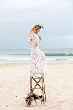 Boho Beach Wedding Inspiration