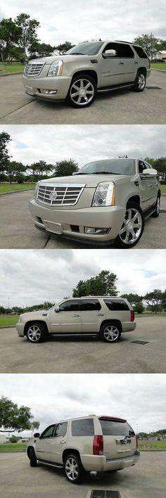 SUVs: 2009 Cadillac Escalade Base Awd 4Dr Suv W V8 Ultra Luxury Collection 2009 Cadillac Escalade Awd 4Dr Suv W V8 Ultra Luxury Collection -> BUY IT NOW ONLY: $16995 on eBay!