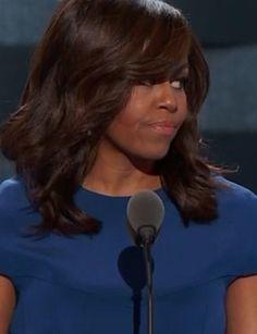 FLOTUS 🇺🇸#MichelleObama Democratic National Convention #July25 #2016 #DemocraticNationalConvention #Speech