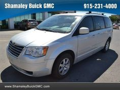 2008 Chrysler Town & Country, 76,043 miles, $12,926.