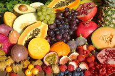 Exotic Fruit Mix jigsaw puzzle in Fruits & Veggies puzzles on…