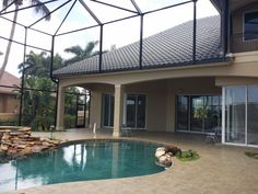 Pool Screen Enclosures Orlando - NO BLOW DOWN WARRANTY - Florida ...