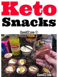 Keto snacks that you are bound to fall in love with! Keto snack ideas tend to be hard but not with these ideas! PERFECT!!