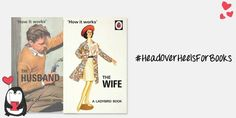 Puzzled what to get your Valentine? Check out our collection of quirky books, including The Ladybird books for adults; How it works the Husband and Wife -> https://wordery.com/head-over-heels-for-books?utm_source=Twitter&utm_medium=Books%20on%20love&utm_campaign=Valentines-Day-2016#the-funny-side-of-love-carousel …