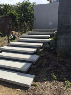 Floating stairs » Sage Outdoor Designs More