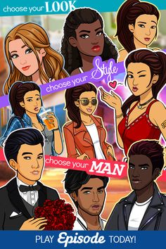 How will your story end? Your choices change your character's path. With over 20,000 stories you can find success, unravel mysteries, and fall in love. Download Episode for free now! #episodelife