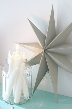 Paperitähti Stars, Decorating, Christmas, Sterne, Star