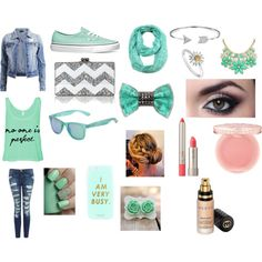Jean Perfection by raylynn12 on Polyvore featuring polyvore, fashion, style, VILA, Current/Elliott, Vans, Edie Parker, Bijoux de Famille, Kate Spade, Daisy Jewellery, Bling Jewelry, Polaroid, Gucci, Paul & Joe and Ilia