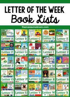 100+ spring books for kids in preschool and kindergarten - The Measured Mom