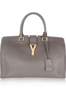 Saint Laurent Ligne Classique Y leather tote | NET-A-PORTER $2695