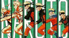 Naruto Evolution Wallpaper