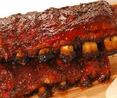 Oven baked pineapple spareribs.Delicious marinated spareribs baked in oven.Your family think they are eating out!