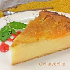 Tarta de manzana clásica Sweet Desserts, Sweet Recipes, Delicious Desserts, Sweet And Salty, Family Meals, Baked Goods, Holiday Recipes, Bakery, Cheesecake