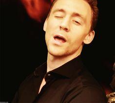 "lolawashere: "" lolawashere: "" Tom Hiddleston doing the ""winking thingie"" as Loki is the worst (best)! Gif by Torrilla/weibo"" Tom Hiddleston doing the ""winking thingie"" as anyone, anywhere, anytime, is. Dominic Sherwood, Thomas William Hiddleston, Tom Hiddleston Loki, Tom Hiddleston Night Manager, Tom Hiddleston Benedict Cumberbatch, Matthew Daddario, Loki Laufeyson, Loki Thor, Loki Marvel"