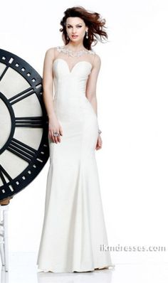 http://www.ikmdresses.com/2014-Prom-Dresses-New-Arrival-Mermaid-Scoop-Chiffon-Gorgeous-Back-With-Applique-p82844