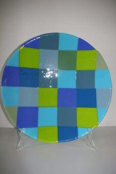 Blå grøn