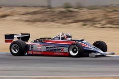 NIgel Mansell / Lotus 81B