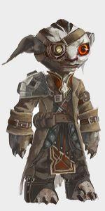 steampunk goblin