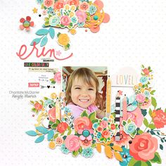 Live Colorfully - Simple Stories - Carpe Diem Collection