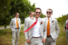 """""""It's a Grooms World"""" – Focusing on Trends for the Groom and his Men 