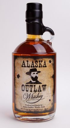 whiskey | Alaska Outlaw Whiskey