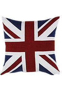 CUSHION 45X45 Urban Looks, Flag, Cushions, Street, Ideas, Art, Throw Pillows, Art Background, Toss Pillows