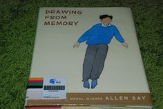 #awbchallenge Nonfiction Monday: Drawing from Memory by Allen Say