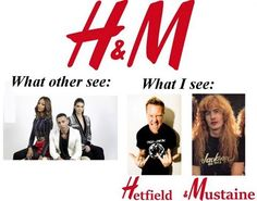 I am Rocker/Metalhead added a new photo — with Christopher Jean Gos. Dave Mustaine, Music Humor, Thrash Metal, Metalhead, Good Ol, Pink Floyd, Classic Rock, The Beatles, Metallica