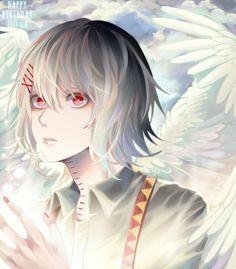 My soft angel .. ♡ / Juuzou Suzuya  @DaraenSuzu