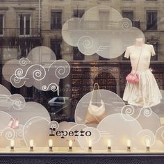 """REPETTO,Paris,France, """"Not all clouds are the same"""", pinned by Ton van der Veer"""