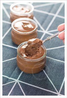 Mousse au chocolat magique thermomix