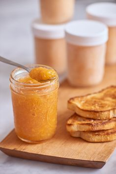 How To Make Easy Freezer Peach Jam — Cooking Lessons from The Kitchn
