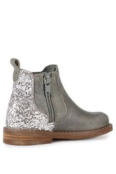 Leather Brogue Chelsea Boots (Younger Girls) | M&S | kids shoes ...