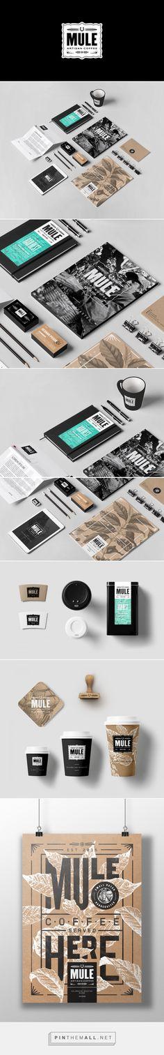 Mule Artisan Coffee Branding by Masif | Fivestar Branding Agency – Design and Branding Agency & Curated Inspiration Gallery