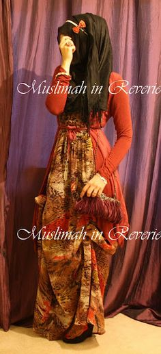 Muslimah in Reverie: Outfits of the Day! Islamic Fashion, Muslim Fashion, Modest Fashion, Muslim Girls, Muslim Women, Modest Dresses Casual, Summer Dresses, Eid Outfits, Hijab Fashion Inspiration