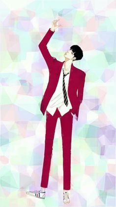 Nam Kijeong   남기정   Spirit Fingers!   Webtoon   Lockscreen   Walpaper