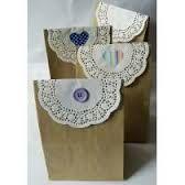 Resultado de imagen para bolsas de papel decoradas