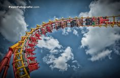 #Boomerang #Prater #rollercoaster #achterbahn #amusementpark #freizeitpark #themepark #payerfotografie
