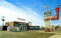 Pete's Texaco & Truck Stop - Sioux Falls, South Dakota