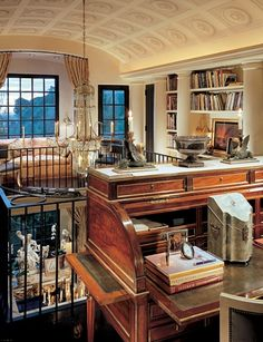 Truly Grand Home Libraries, part 5