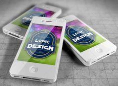 Mockup-Tools: Graphicriver setzt auf PSD-Files zum kleinen Preis. Sogar Anfänger können so mit wenigen Klicks ihre Screenshots ins gewünschte Licht rücken. (Foto: Graphicriver)